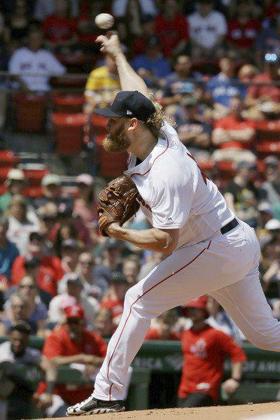 Cashner, Barnes struggle as Sox fall to Angels