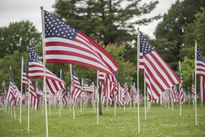 Flags will return to North Andover Common starting June 20