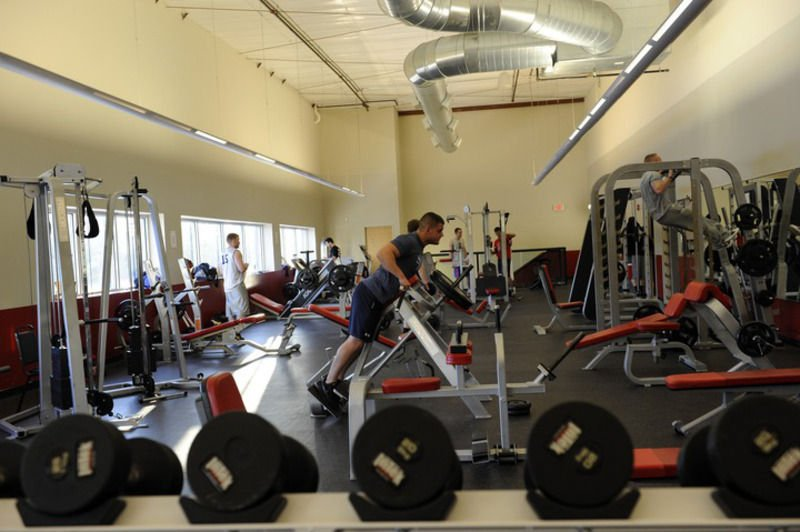 Ymca opens in plaistow local news for Work out floor area