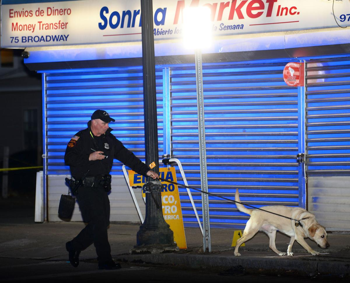 Methuen police investigate Christmas Eve shooting; victim suffers non-life-threatening wound