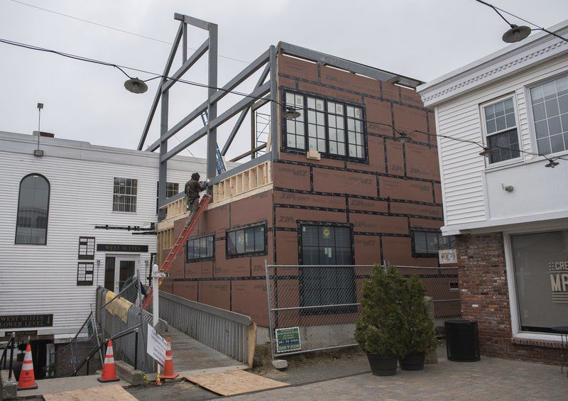 Big changes coming in downtown Andover