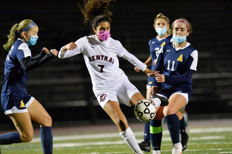 After a year with US Development program, Pinto emerges as star for Central soccer