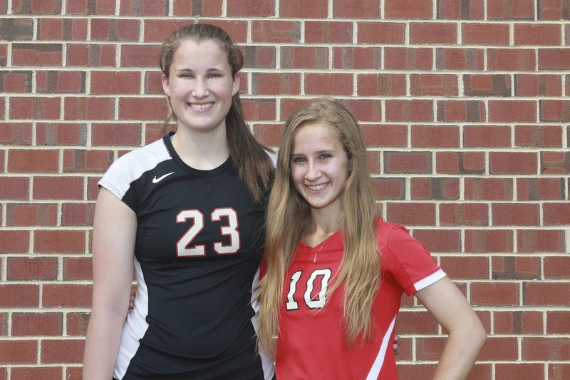 Captains Corner: North Andover volleyball, PMA volleyball ...