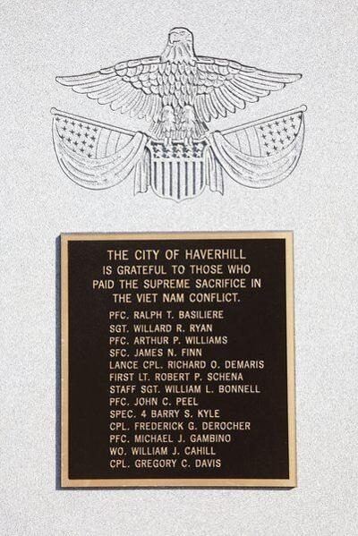 Vietnam Memorial receives anonymous $25,000 donation