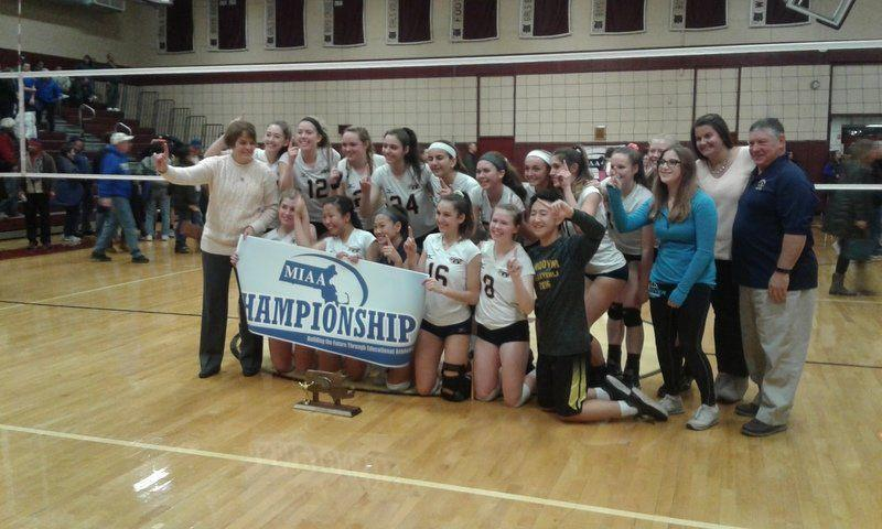 Facing elimination, Andover volleyball surges back for ...
