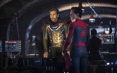 Movie review 'Spider-Man: Far from Home' is a home run