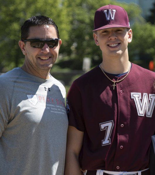 Chip off the old block: Night Owls' Borrelli playing more and more like his father