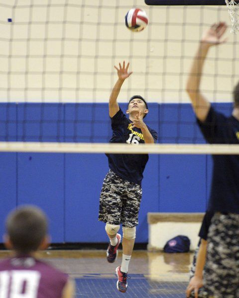 Andover boys volleyball sweeps Chelmsford to reach North ...
