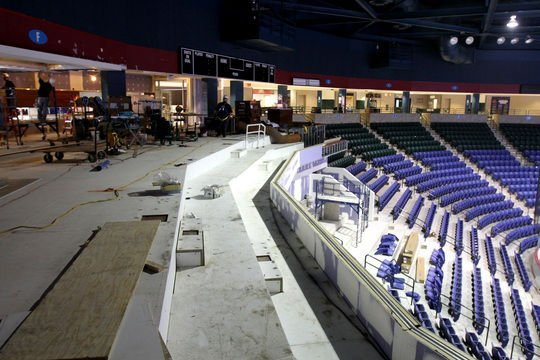 Umass Lowell Gives Tsongas Center A Facelift Lifestyle