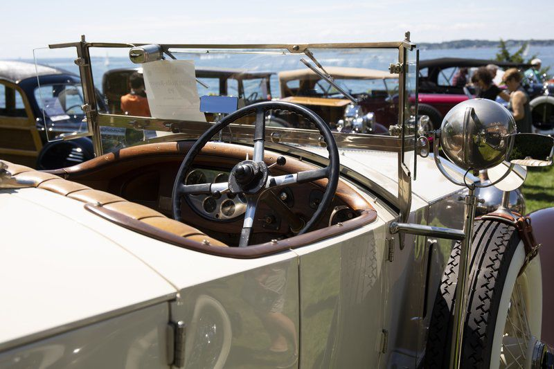 A classic milestone: Concours d'Elegance rolls into its 10th year on the North Shore