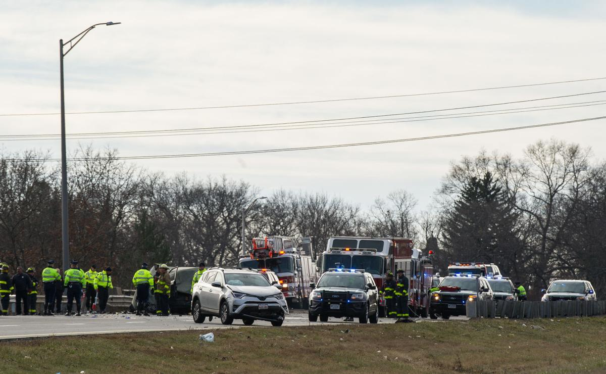 UPDATE: Two dead in wrong-way crash on I-495 | News | eagletribune com