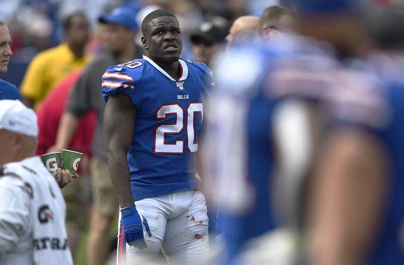 Fearless and Ageless: Bills' Gore enjoying 15th season