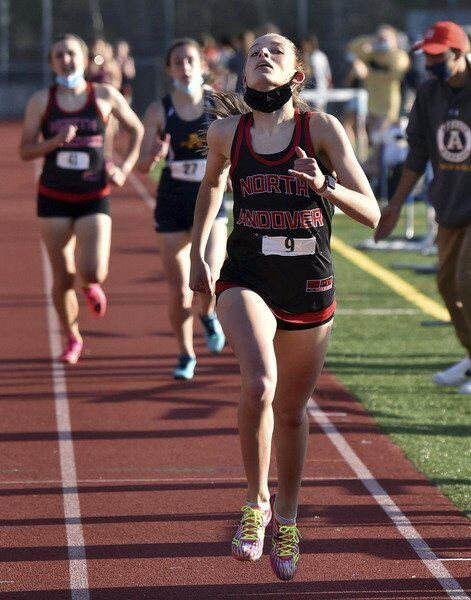 Budding dynasty?: North Andover track has risen to a new level in MVC