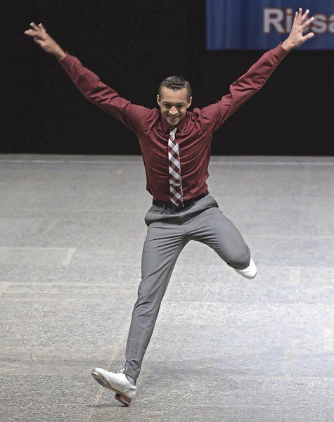World champ! Pentucket's Kaiden Currie wins junior solo title at World Tap Dancing Championships