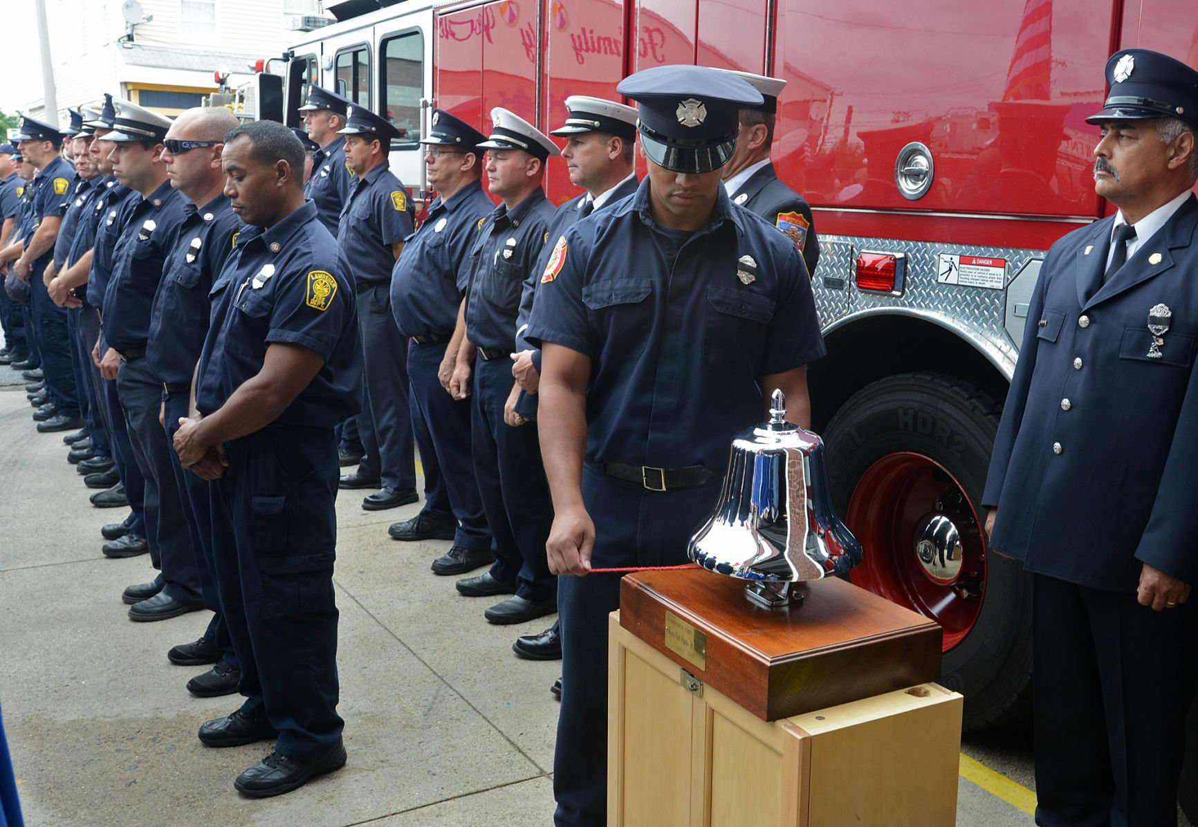 Slideshow Local 911 Ceremonies Gallery