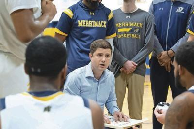 Coach of the Year: Awards overflow for Merrimack's Gallo after stunning season