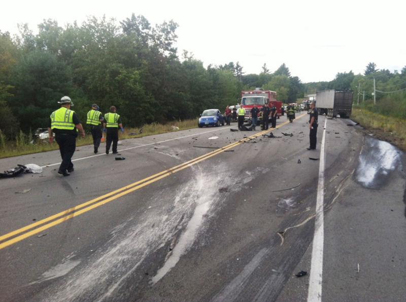 Rt  Car Crash Massachusetts