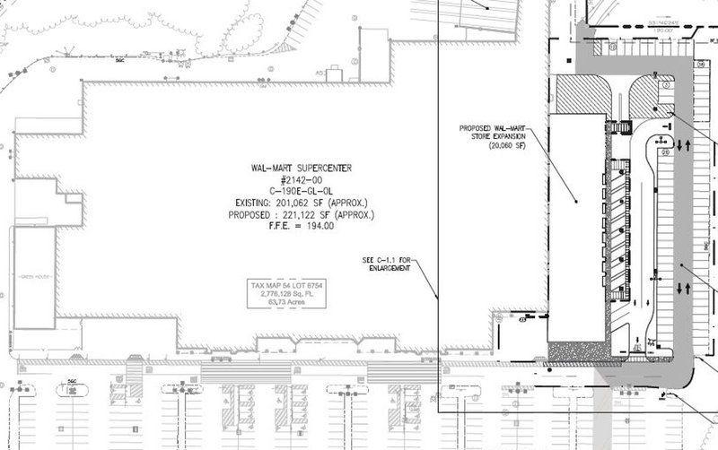 Walmart Planning Major Salem Expansion News Eagletribune Com