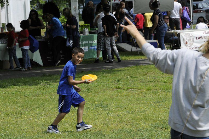 Lawrence gets active at S.A.L.S.A. Festival
