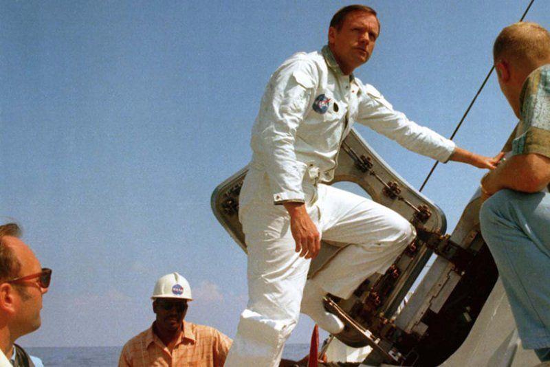 50 years later, locals reminisce about landmark lunar landing