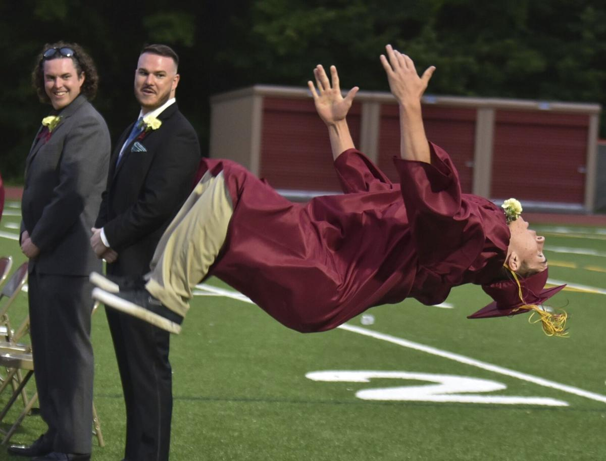 Whittier sends Class of 2021 out with a bang