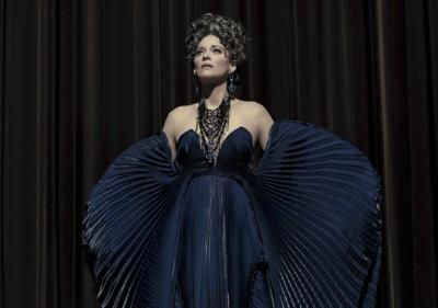 Movie review: In 'Annette,' an eccentric, tortured pop opera