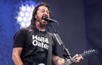 Dave Grohl taps into what drives musicians
