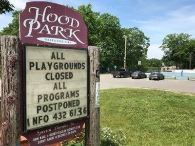 Derry officials pick Hood Park and rail trail as top priorities