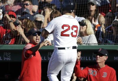 Mason: Michael Chavis diagnoses what's led to first big league slump