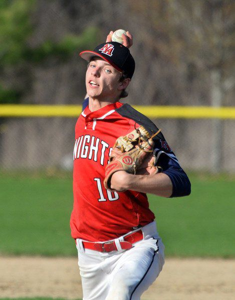 Knights' Keane most dominant pitcher since Hanning