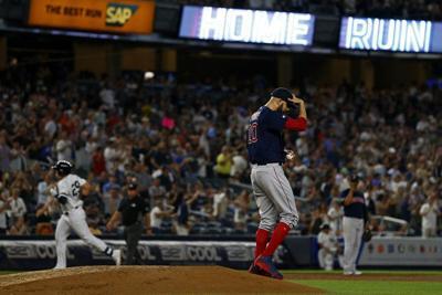 Five Red Sox Takes: David Price rocked as season slips away