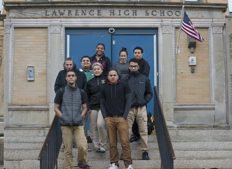 SALUTE TO SENIORS: LAWRENCE HIGH SCHOOL
