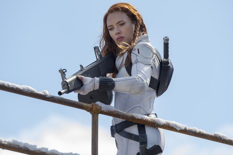 For star and fans, 'Black Widow' is a decade in the making
