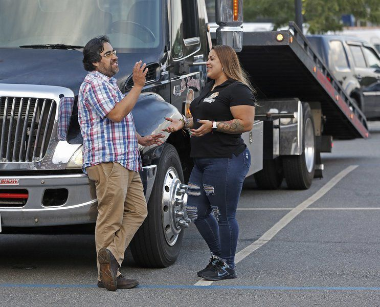 A woman with drive: La Patrona gets towing business running