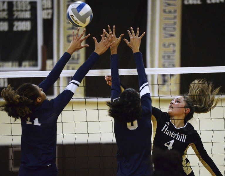 Haverhill sweeps Lawrence: Hillies take heavyweight battle between two of the MVC's best