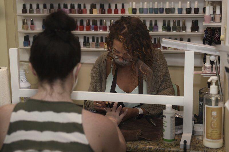 Salon owner details COVID-19 precautions after complaint