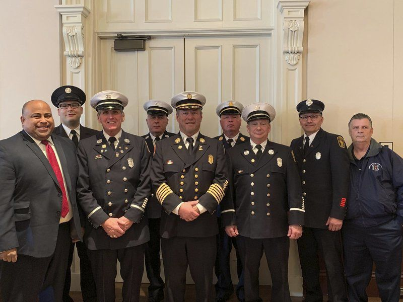 Departments honored for disaster response