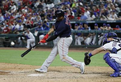 Diamond in a round spring: Even with loss of Sale, Devers is worth the price of admission
