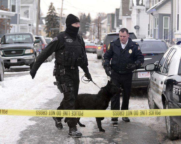 Police Man Shot Twice At Car That Ped Him