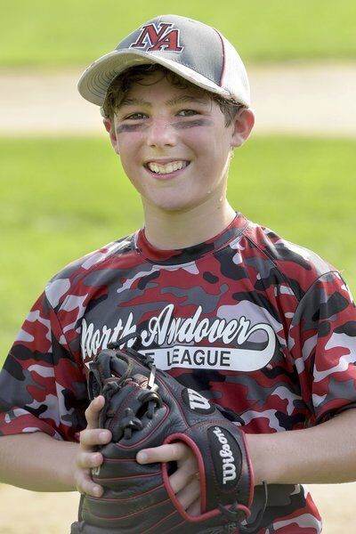 Meet the North Andover Little League District 14 champs