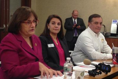 Kuster, business leaders talk Health Insurance Tax