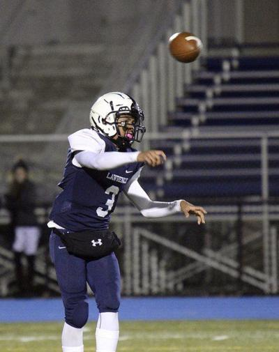 Schmidt comes back with winning TD as Lancers edge Hillies