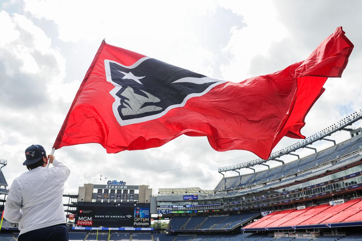New England Patriots vs Miami Dolphins Game 1 Opener