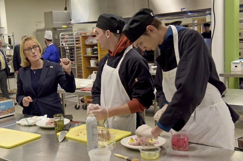 Salem students show their skills for Hassan