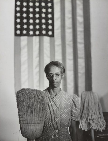 In black and white; African American photographer Gordon Parks' early works to command attention at Addison Gallery