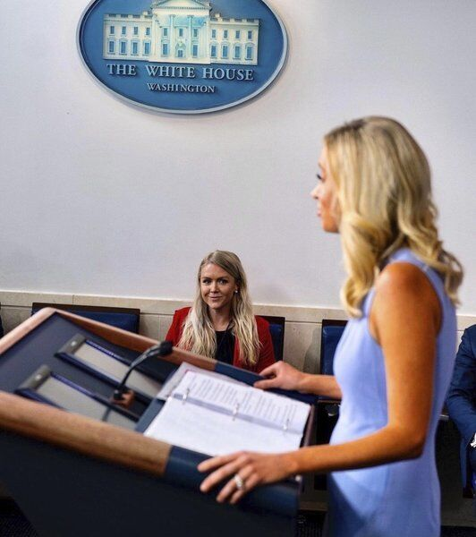 Meet the assistant press secretary
