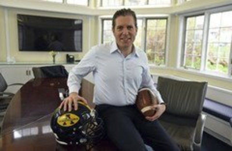 Local pol bucks trend, wants to save youth tackle football