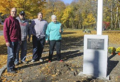 Vietnam War Memorial re-dedication is Saturday