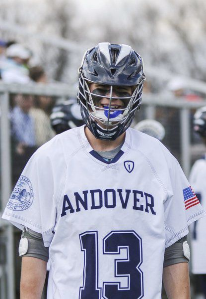 Andover's Witt shines on the big stage