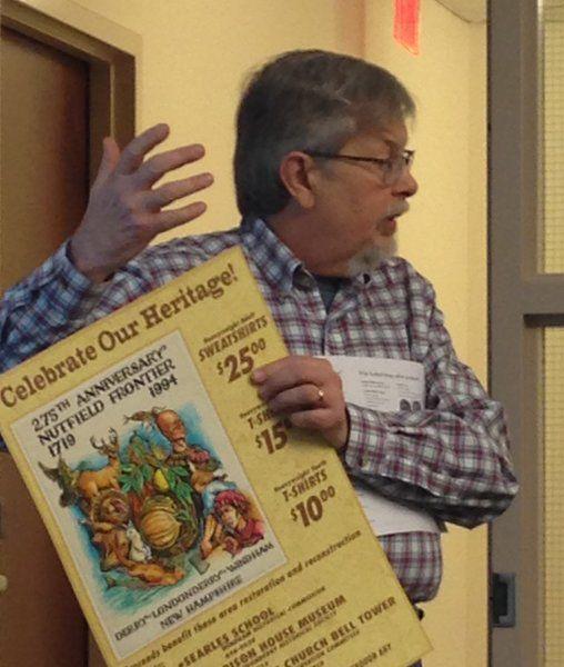 Community plans for Nutfield settlement's 300th